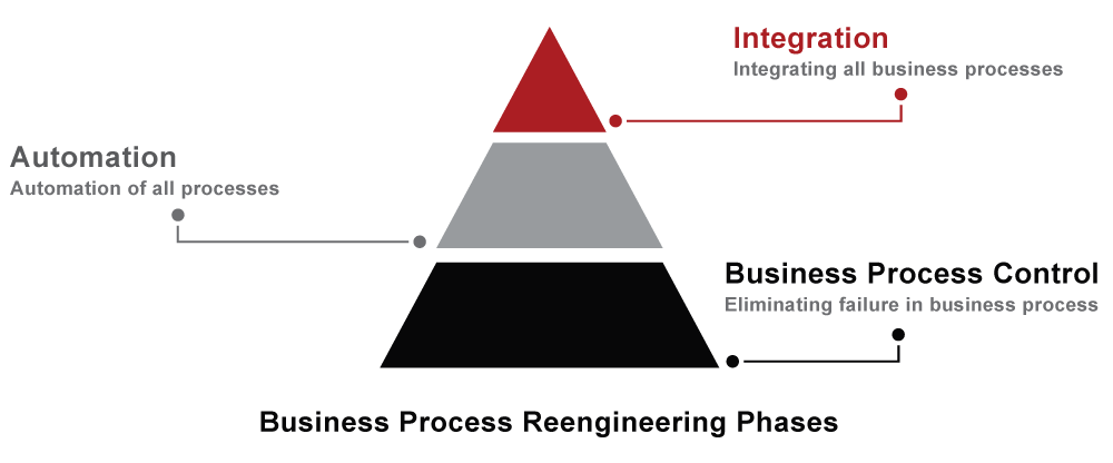 Business Process Reengineering Phases